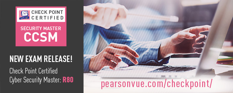 Check Point Software Technologies :: Pearson VUE