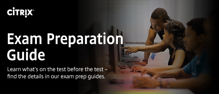 Exam Preparation Guide. Learn what's on the test before the test - find the details in our prep guides.