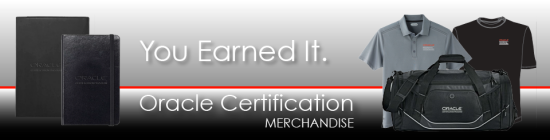 Oracle Certification Merchandise