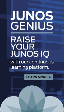 Raise your Junos IQ: Unlock your Genius with our exam preparation app.